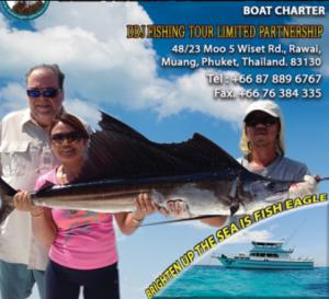 fish eagle boat charter phuket